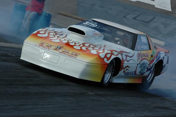 2007 Drag Racing
