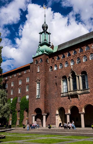 City Hall Stockholm (site of the Nobel Dinner Ceremony)