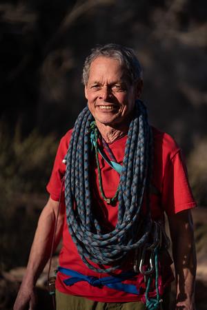 Jim Erickson - Climbing Mag photos