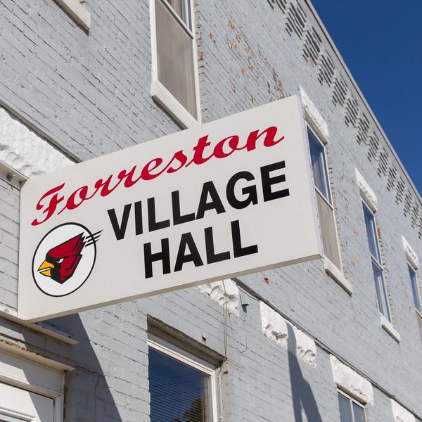 Forreston Signs