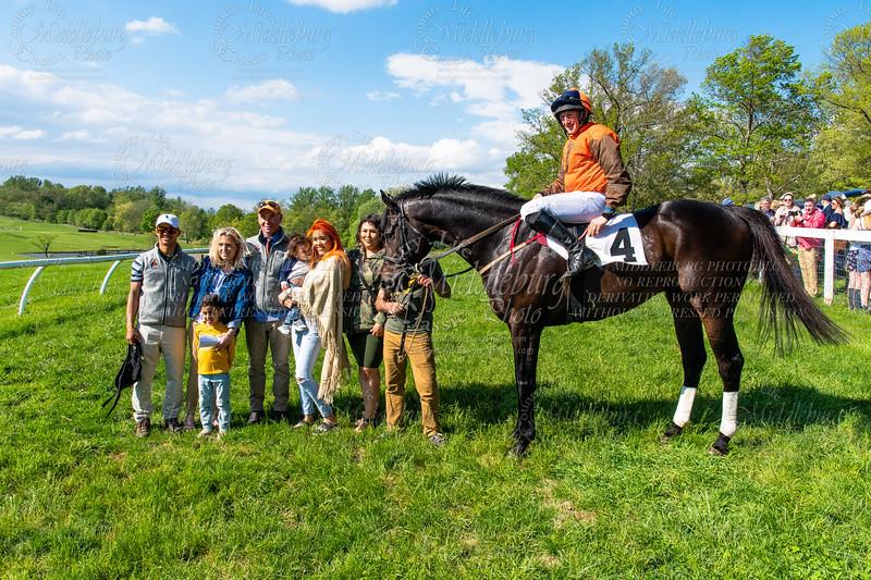 8th Race-The George Straub Memorial
