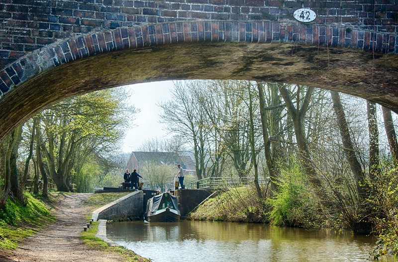 Coventry Canal – Atherstone