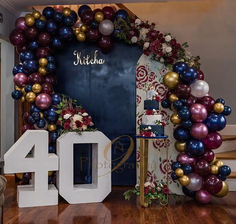 Kitcha's 40th