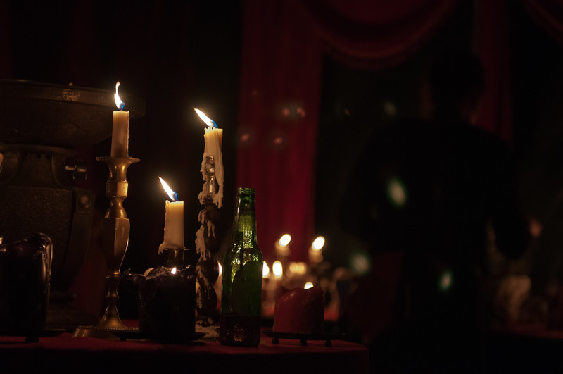Candles at Kindres