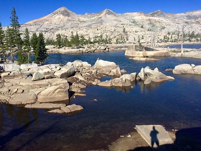 Desolation Wilderness: July 23-26, 2015