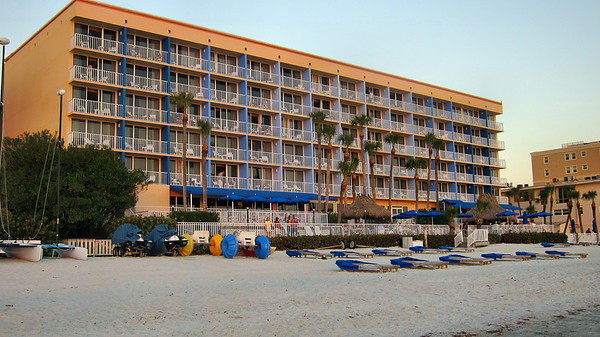 Hilton Doubletree Resort at North Redington Beach, Florida
