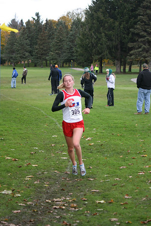 XC Regionals Girls D2 Grand Traverse Resort 1.75 Mile