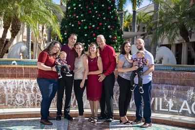 Tiffany Liesch Family X-Mas