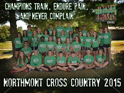 Northmont XC Poster