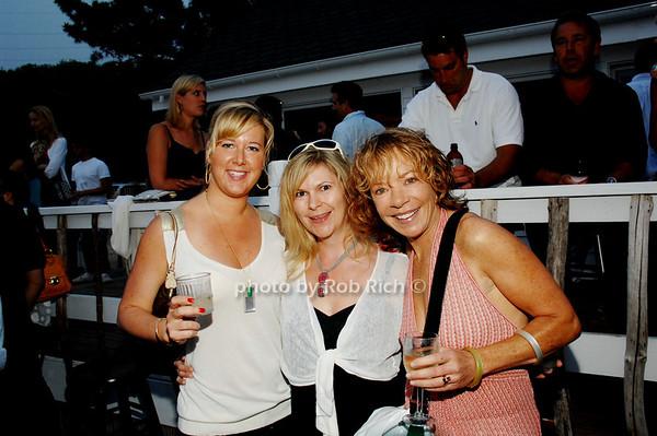 Katherine Jaskoto, Debbie Mark and Janet O'Brian