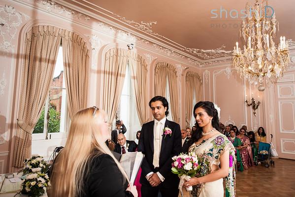 Nitu & Raj   Civil & Chunni Ceremony
