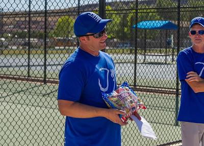 2019-09-19 Dixie HS Girls Tennis Team