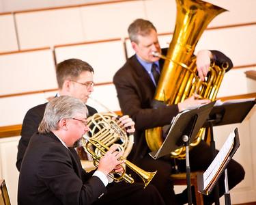 Bucknell Faculty Brass Quintet