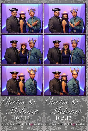 Melonie & Curtis Yarnell | Oct. 5th 2013