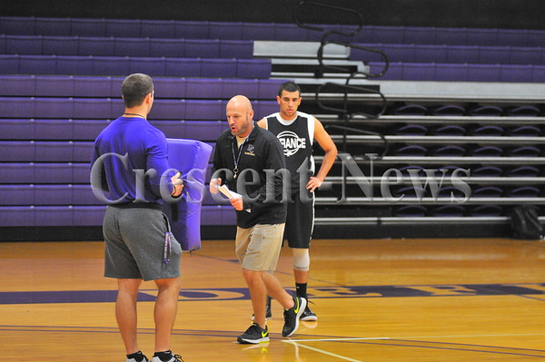 10-15-15 Sports DC mens first Basketball practice