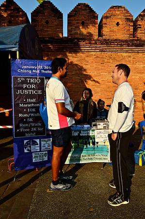 2013 Externship Clinic Chiangmai Marathon
