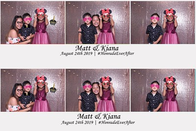 Matt & Kiana Wedding