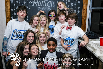 Hunter H. Photo Booth