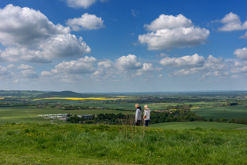 Dunstable Downs,  Bedfordshire