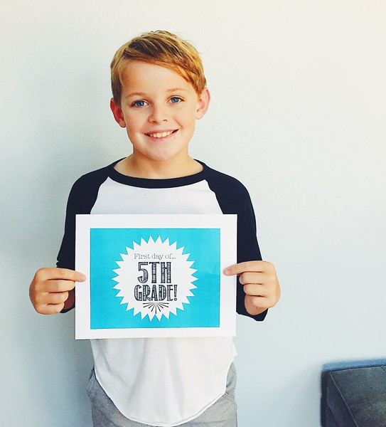 Jack | 5th | Parkside Elementary School