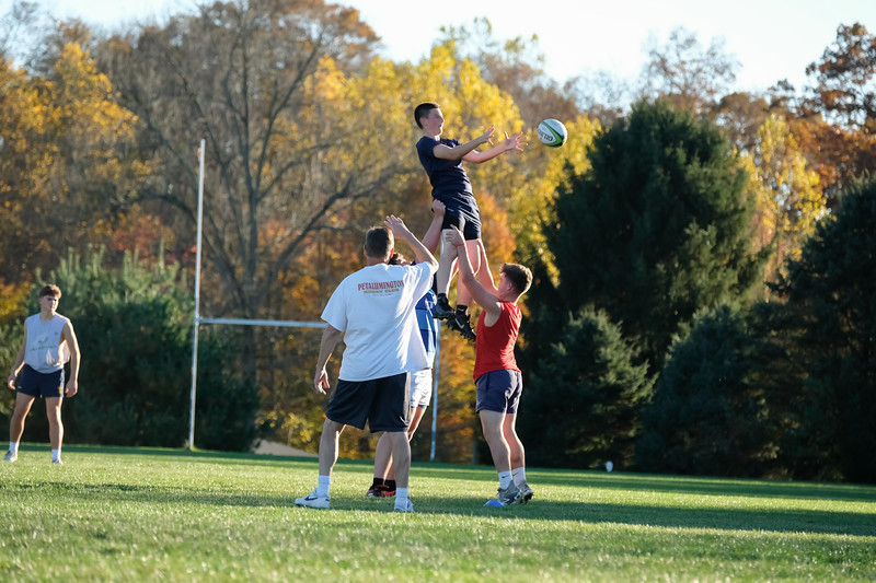 Downingtown Rugby Football Club Fall 2019