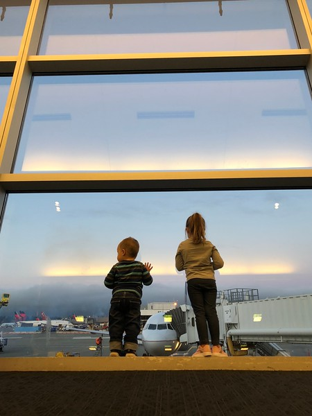 Traveling with Kids 11-8-18