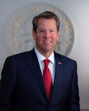 Governor Brian P Kemp