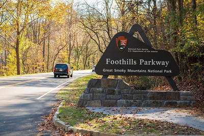 Foothills Parkway - The Missing Link