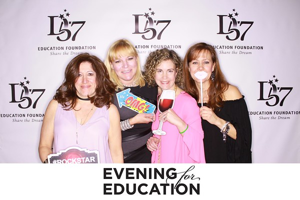 """District 57 Education Foundation """"Evening for Education Gala 2017"""""""