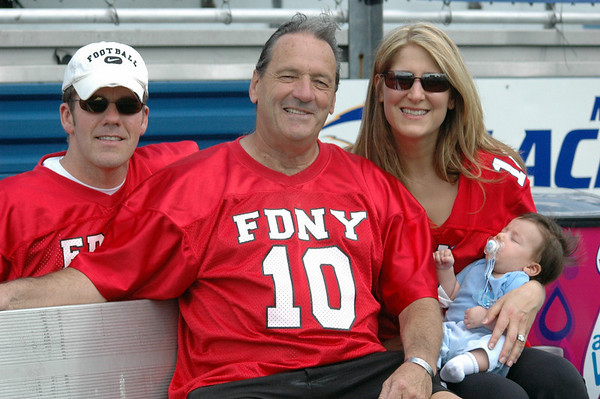 2008 FDNY Vs NYPD Post Game Celebration Friends & Family Too