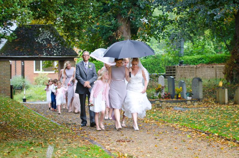 Winter Wedding in The Garden of England Kent