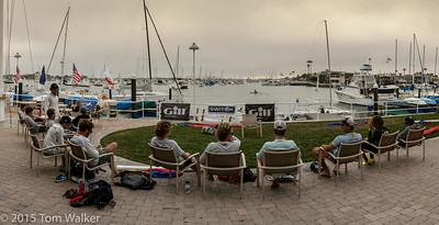 Balboa Yacht Club | Rose Cup Pre-Racing Photos