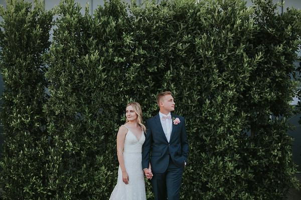 Tayler + Gina | Scottsdale Clayton on The Park Wedding