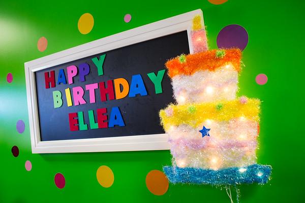 Ellea's 4th Birthday