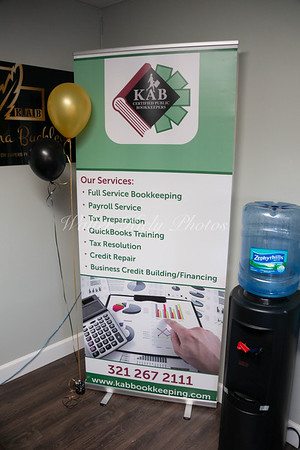 KAB Bookkeeping Ribbon Cutting 12-6-2018