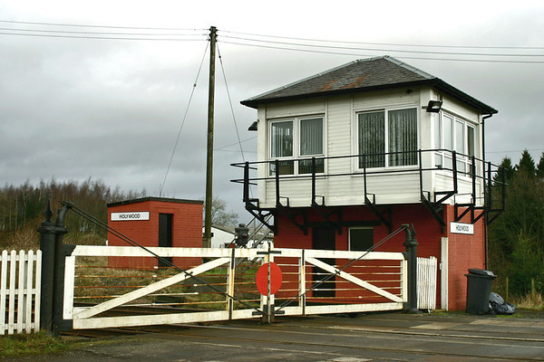 9th February 2005: G&SW Signal Boxes