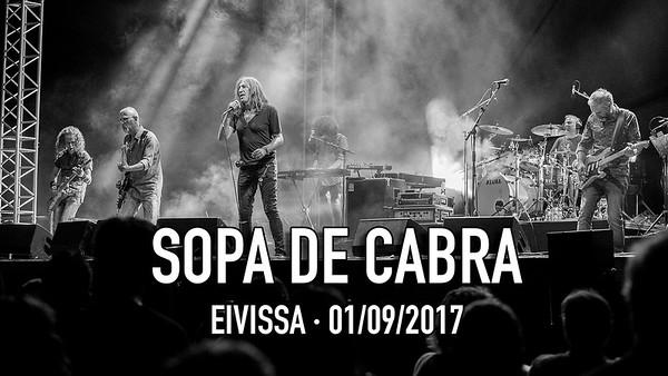 SOPA DE CABRA - IBIZA