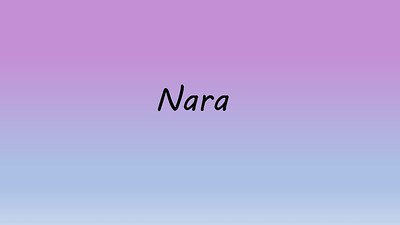 2018 Japan 6 Notable Nara