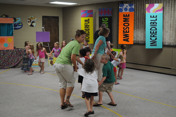 VBS 2012: Incrediworld