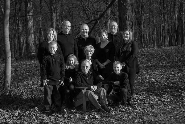 Buckwalter Family
