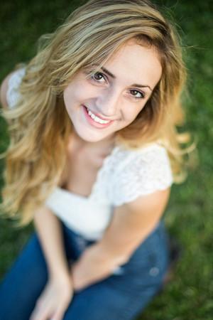 danielle senior pictures