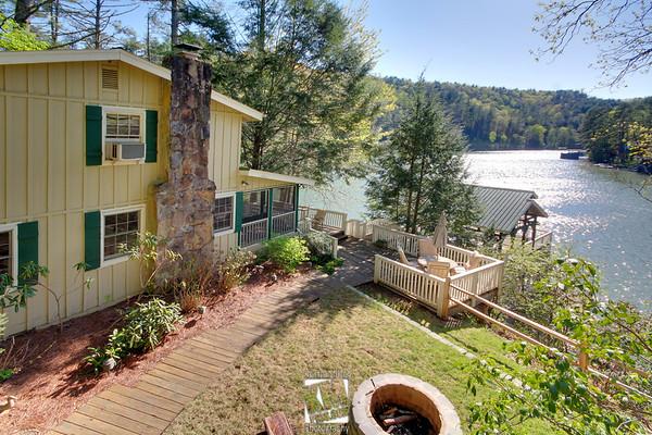 Lexington Lane Lake Rabun cottage