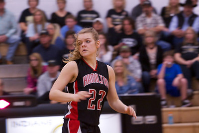Varsity Basketball vs Comanche