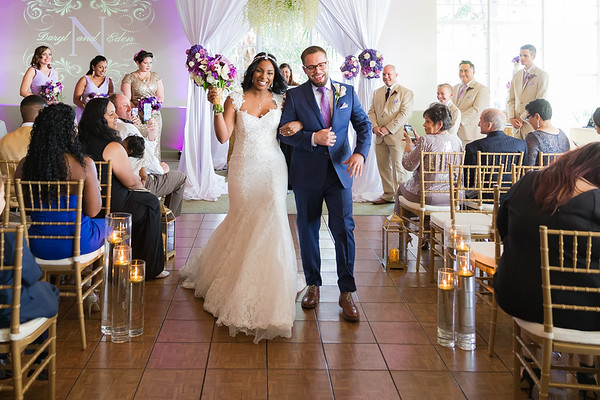 Eden + Daryl Wedding