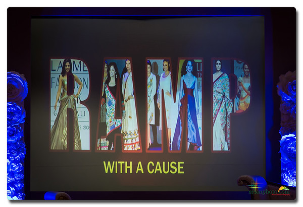 """Aalponaa Events """"RAMP WITH A CAUSE"""" 2015"""