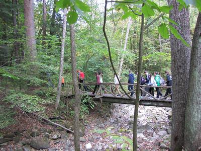 Auriesville-Howe Caverns 7 & 8 Grade Trip
