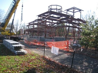 New Church Construction History
