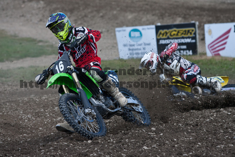 CNYMRA/AMA District 3 MX Points Race, Broome-tioga Sports Center, September 16, 2012