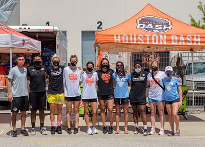 Hurricane Laura + Houston Dash