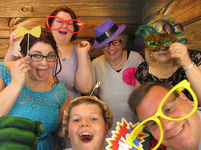 Wedding Photo Booth - 7/7/17